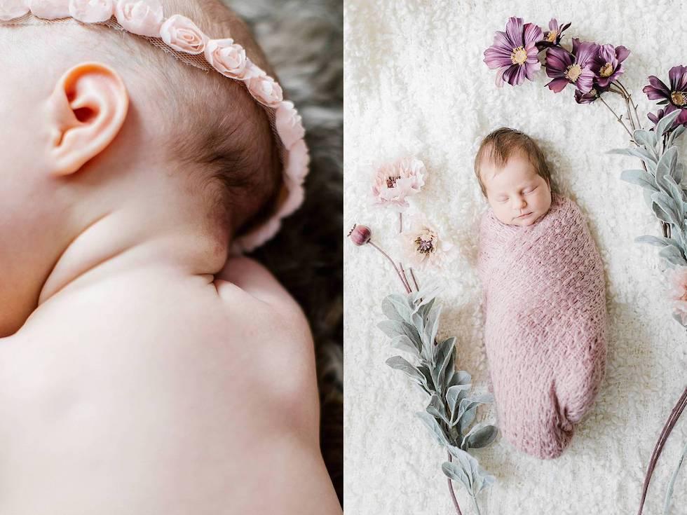 Baby Fotos Dachau Neugeborenen Fotograf Sindia Boldt Fotoatelier Hohenkammer