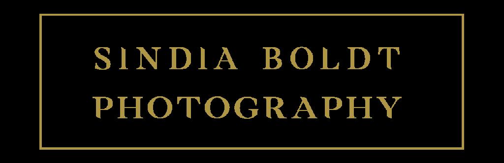 Logo SindiaBoldtPhotography