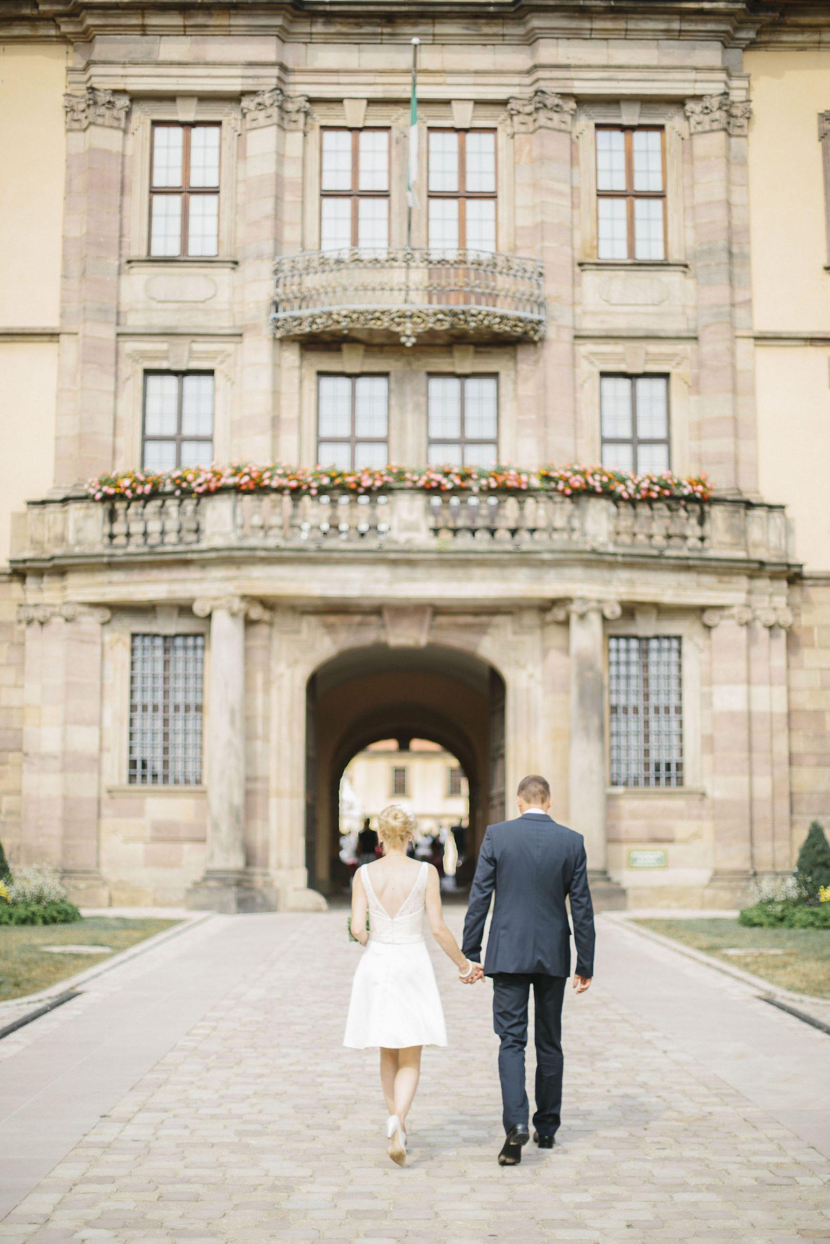 Hochzeitslocation München - Heiraten im Schloss